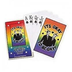 Hrací karty GAY