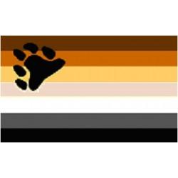 Vlajka medvědi