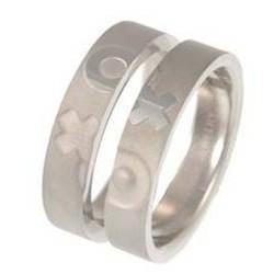 Prsten pro lesbický pár