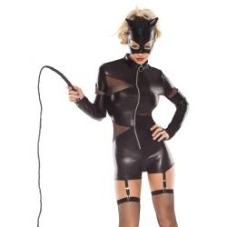 Latexový oblek catwomen