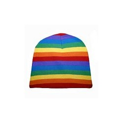 Duhová čepice